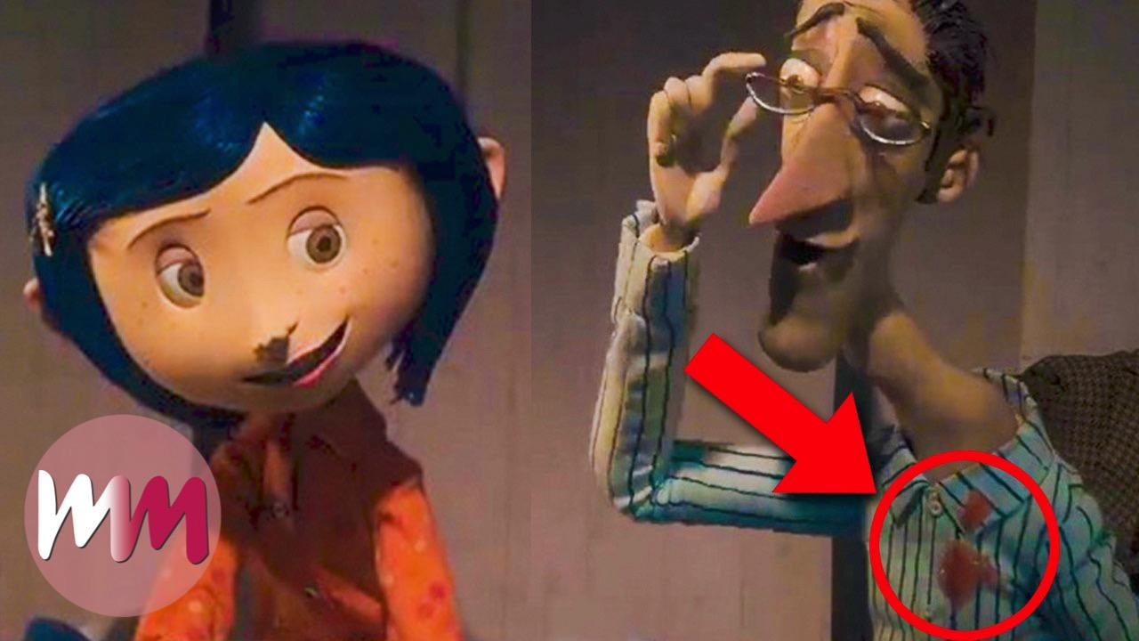 Top 10 Things You Never Knew About Coraline Watchmojo Com