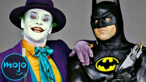Top 10 DC Movies of All Time REDUX