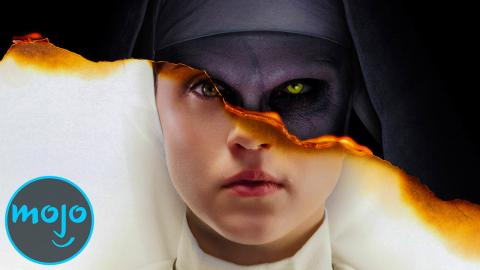 Top 10 Creepy Facts About The Nun