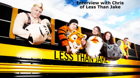 Interview With Less Than Jake
