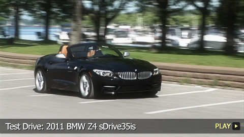 Test Drive: 2011 BMW Z4 sDrive35is