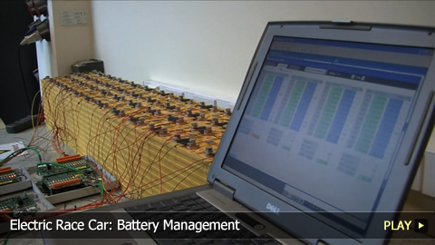Electric Race Car: Battery Management