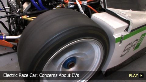 Electric Race Car: Concerns About EVs