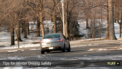 Tips for Winter Driving Safety