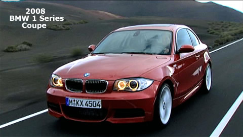 BMW 1 Series Model Overview