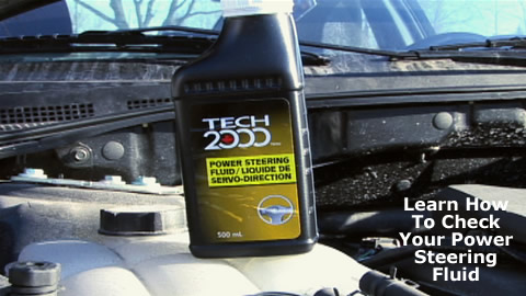 How To Check Your Power Steering Fluid
