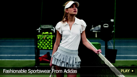 Fashionable Sportswear From Adidas