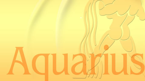 Horoscopes - Signs of the Zodiac: Aquarius (1/21 - 2/19)