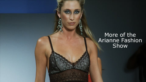Arianne Lingerie Fashion Show Part 2