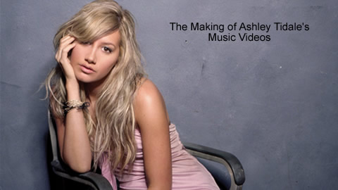 Ashley Tisdale Suddenly Music Video