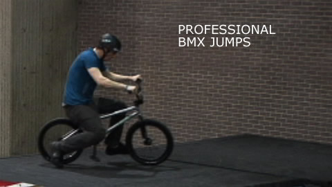 Professional BMX Jumps