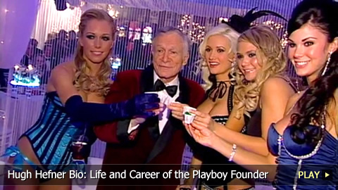 Hugh Hefner Biography: Life and Career of the Playboy Founder