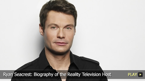 Ryan Seacrest: Biography of the Reality Television Host