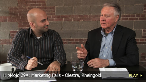 HipMojo 29A: Marketing Fails - Olestra, Rheingold