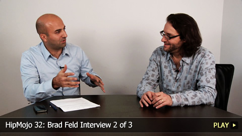 HipMojo 32: Brad Feld Interview 2 of 3