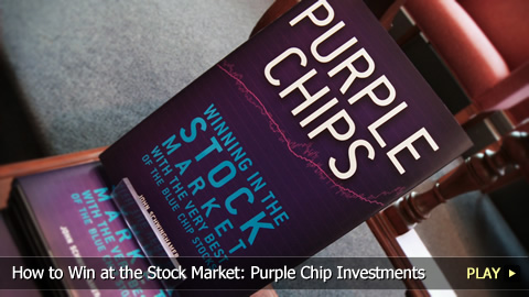 How to Win at the Stock Market: Purple Chip Investments