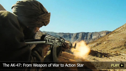 The AK-47: From Weapon of War to Action Star