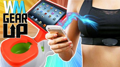 Top 5 Awesome Gadgets You Haven't Heard Of - Gear UP