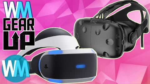 Top 5 Best VR Headsets of 2016 - Gear UP