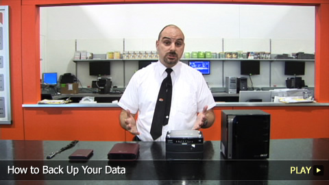 How To Back Up Your Data