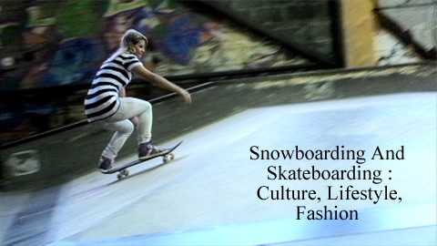 The Board-Riding Culture