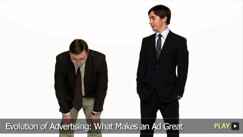 Evolution of Advertising: What Makes an Ad Great