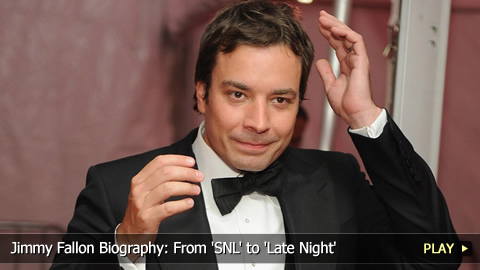 Jimmy Fallon Biography: From 'SNL' to 'Late Night'