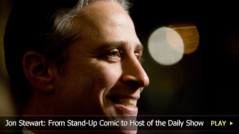 Jon Stewart: From Stand-Up Comic to Host of the Daily Show