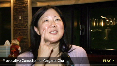Provocative Comedienne Margaret Cho