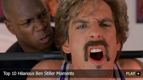 Top 10 Hilarious Ben Stiller Moments