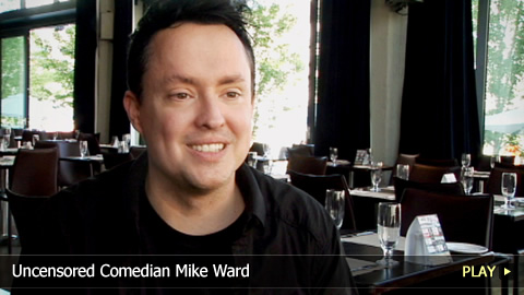 Uncensored Comedian Mike Ward