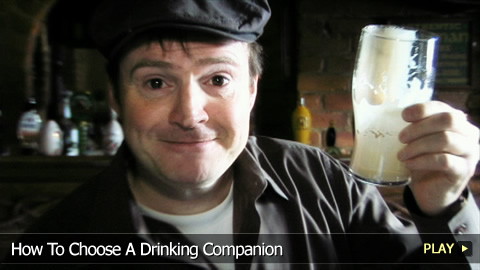 How To Choose A Drinking Companion