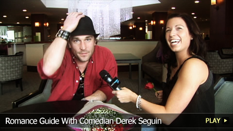 Romance Guide With Comedian Derek Seguin