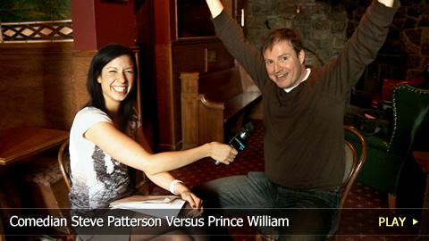 Comedian Steve Patterson Versus Prince William