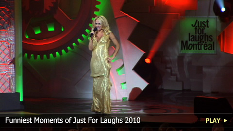 Funniest Moments of Just For Laughs 2010