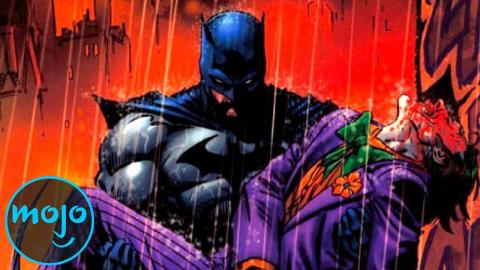 Top 10 Urban Legends in Comics