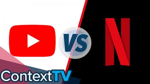 Netflix Vs. YouTube: The Future of Media