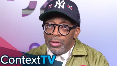 Spike Lee on Entrepreneurship, Storytelling and Race in the USA