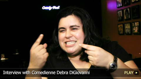 Interview With Comedienne Debra DiGiovanni
