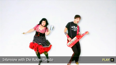 Interview With Die Roten Punkte