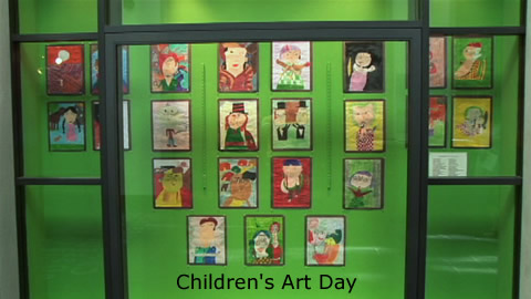 Learn About Children's Art Day