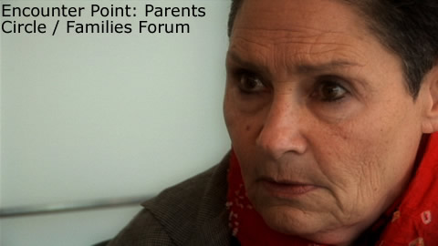 Encounter Point: Parents Circle/Families Forum