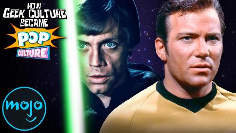 Star Trek, Star Wars & Beyond: How Geek Culture Became Pop Culture