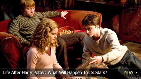 Life After Harry Potter: What Will Happen To Its Stars?