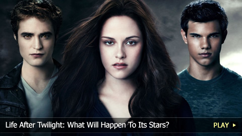 Life After Twilight: What Will Happen To Its Stars?