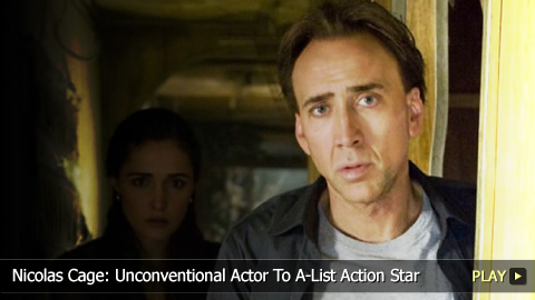 Nicolas Cage: Unconventional Actor To A-List Action Star