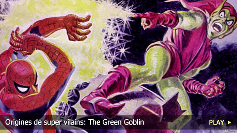 Origines de super vilains: The Green Goblin