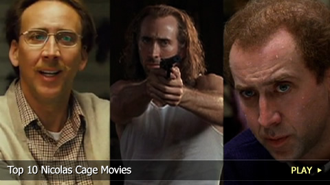 Top 10 Nicolas Cage Movies