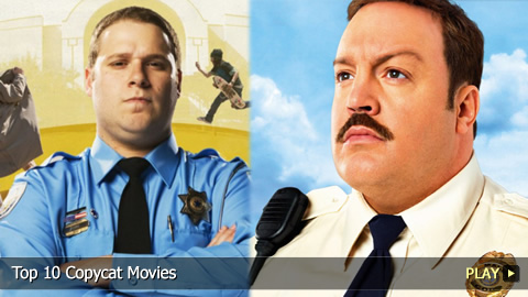 Top 10 Copycat Movies