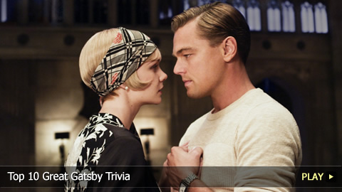 Top 10 Great Gatsby Trivia